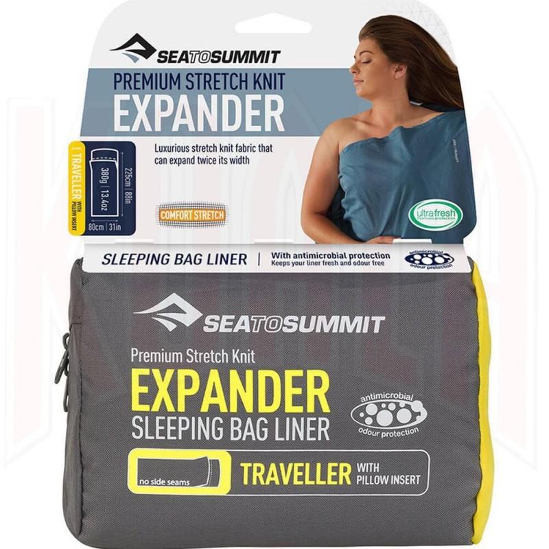 Saco sábana SeaToSummit EXPANDER Travelle