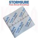 Cinta adhesiva reparadora TUFF STORMSURE transparente