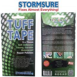 Parches adhesivos reparador TUFF STORMSURE transparente
