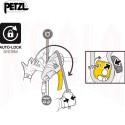 Descensor Industria Petzl RIG