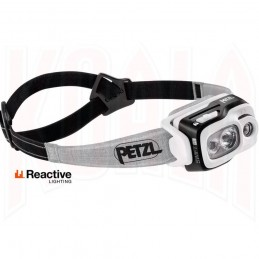Linterna frontal Petzl SWIFT RL 900 lúmens