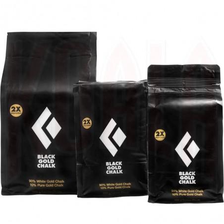 Magnesio escalada Black Diamond Gold Loose Chalk 100 gr
