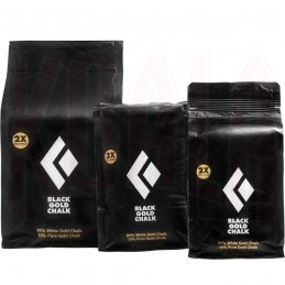 Magnesio escalada Black Diamond Gold Loose Chalk 200 gr