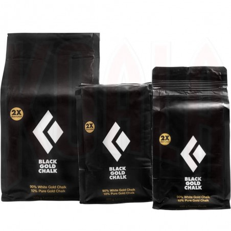 Magnesio escalada Black Diamond Gold Loose Chalk 300 gr