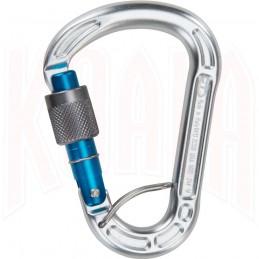 Mosqueton aluminio CONCEPT SGL rosca Climbing Technology