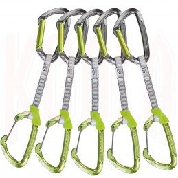 Set Cinta Express escalada LIME MIX Dyneema Climbing Technology