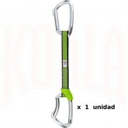 Cinta Express escalada LIME nylon Climbing Technology