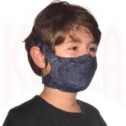 Mascarilla con filtro deportiva FILTER MASK NIÑO de BUFF® estampada