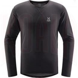 Camiseta mang larga L.I.M. Mid ROUNDNECK M Haglöfs