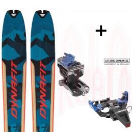 PACK Esquí de travesía SEVEN SUMMITS Dynafit + SPEED RADICAL