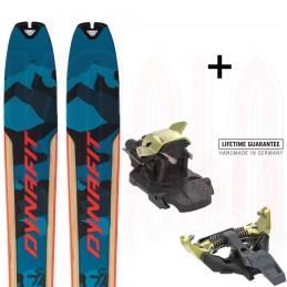 PACK Esquí de travesía SEVEN SUMMITS Dynafit + SPEEDFIT 10