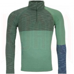 Camiseta interior 230 COMPETITION LONG SLEEVE ZIP Ortovox