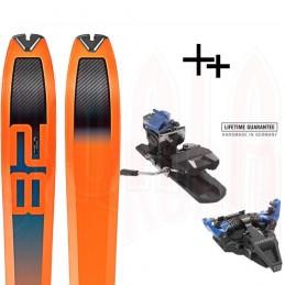 Pack Esquí de Travesía Dynafit TOUR 82 más ST RADICAL 82mm