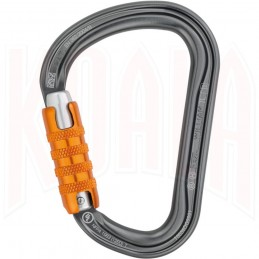 Mosqueton aluminio WILLIAM Triact Lock Petzl