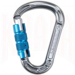 Mosqueton aluminio CONCEPT TG automático rosca Climbing Technology