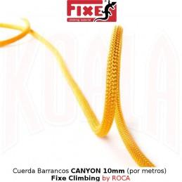 Cuerda Barrancos CANYON 10mm (por metros) Fixe Climbing by ROCA
