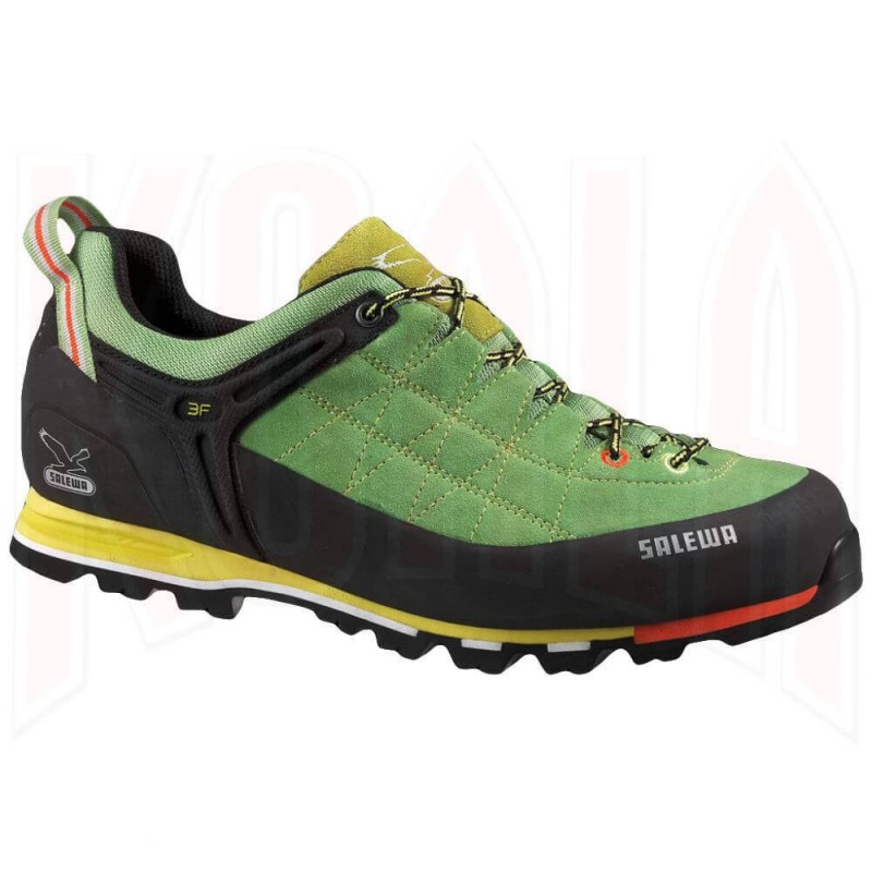 Zapato Salewa Ms MTN TRAINER Verde