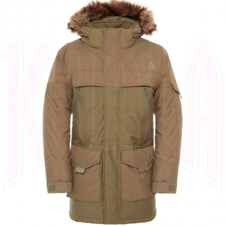 Parka-2 The North Face M's MCMURDO