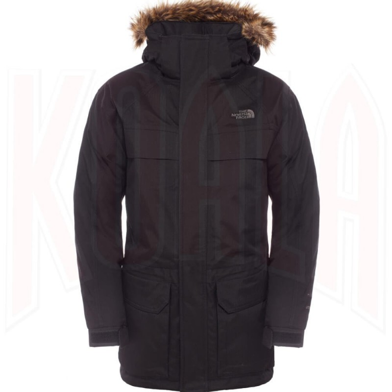 Parka The North Face Boys McMURDO