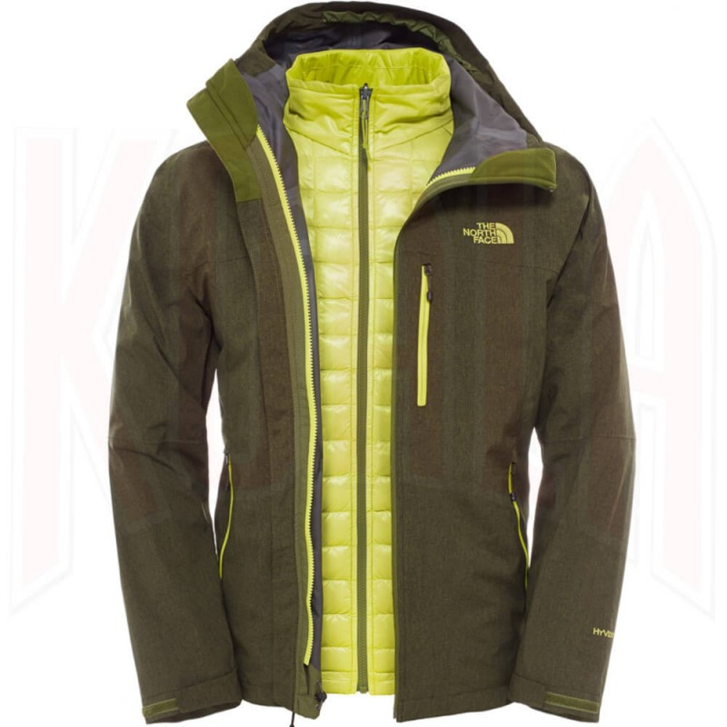 Chaqueta The North Face M's THERMOBALL Triclimate