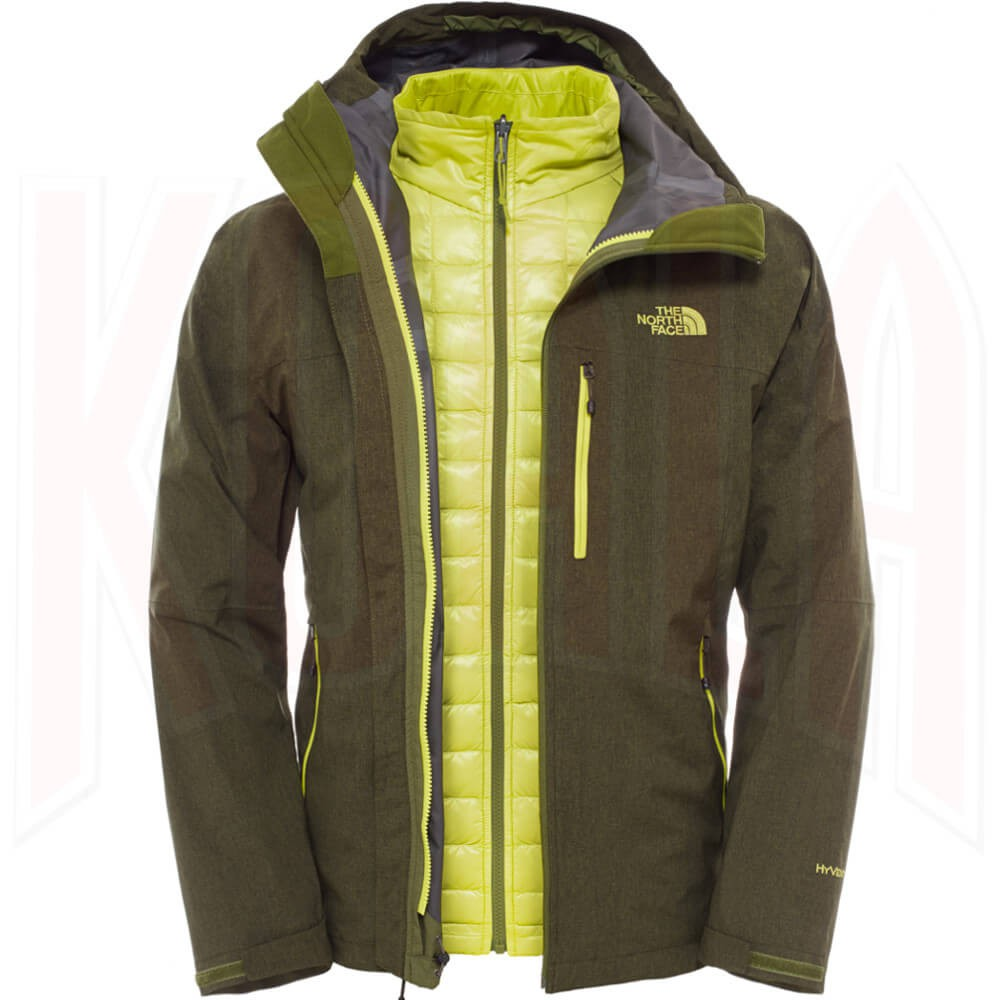 549f9068 Chaqueta The North Face M's THERMOBALL Triclimate - Deportes Koala