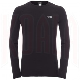 Camiseta The North Face Ms WARM L/S Crew Neck