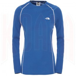 Camiseta The North Face Mujer WARM L/S Crew