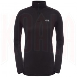 Camiseta The North Face Int. W's WARM L/S Zip Neck