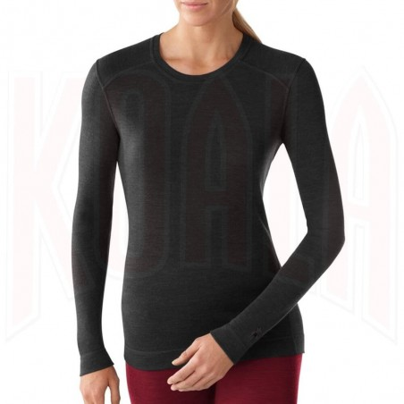 Camiseta Smartwool NTS Mid 250 Crew Mujer