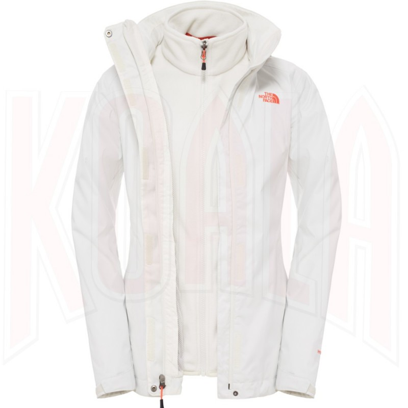 north face evolve mujer