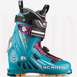 Bota Alpine-Touring Scarpa F1 Wmn
