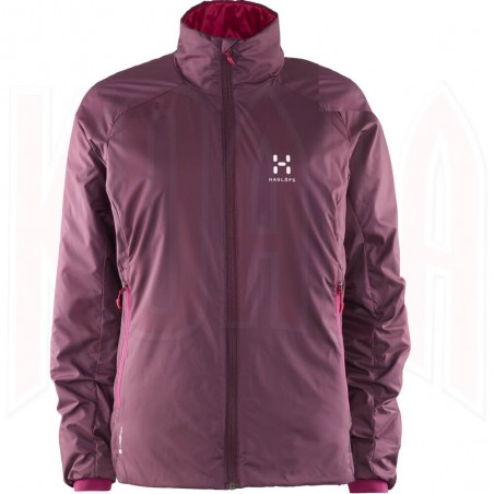 Chaqueta fibra Haglöfs BARRIER III Jacket W's