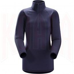 Jersey Arc'teryx RHO AR Zip Neck Womens