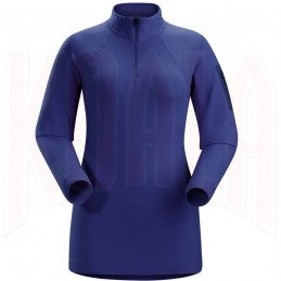 Jersey Arc'teryx RHO LT Zip Neck Womens