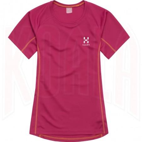 Camiseta Haglöfs INTENSE TEE Mujer