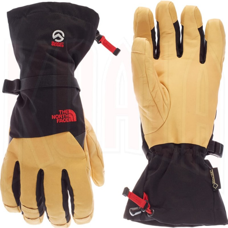 guantes the north face gore tex