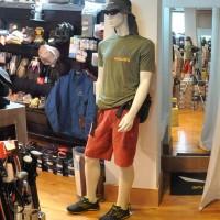 Pantalones Trekking corto - pirata