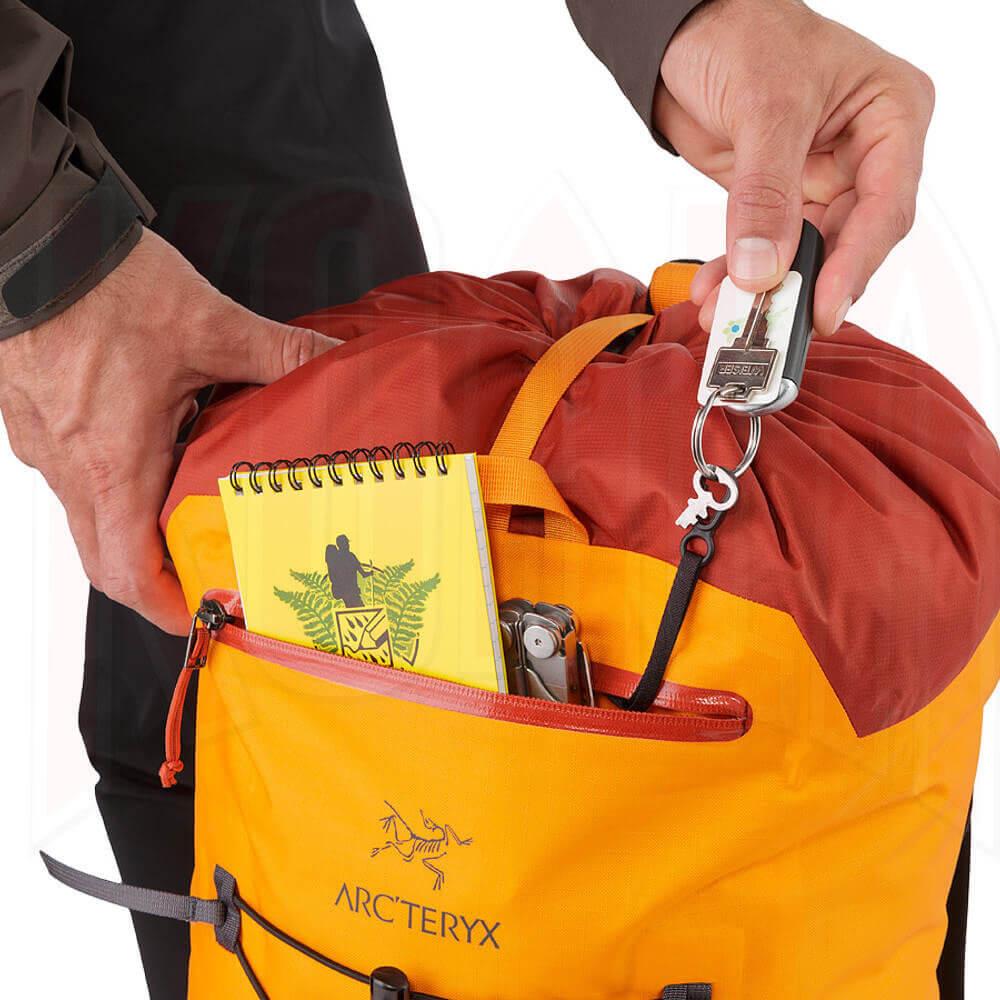 ARCTERYX/Mochilas/Arcteryx-18679-Alpha-FL-45-Backpack-Blaze-Front-Pocket-deportes-koala