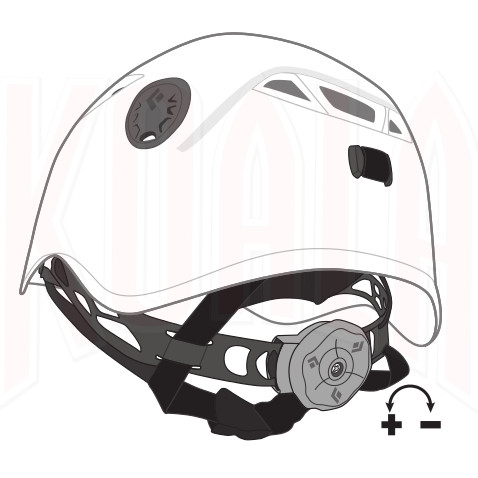 BLACK DIAMOND Casco Half Dome- Deportes Koala escalada-climbing