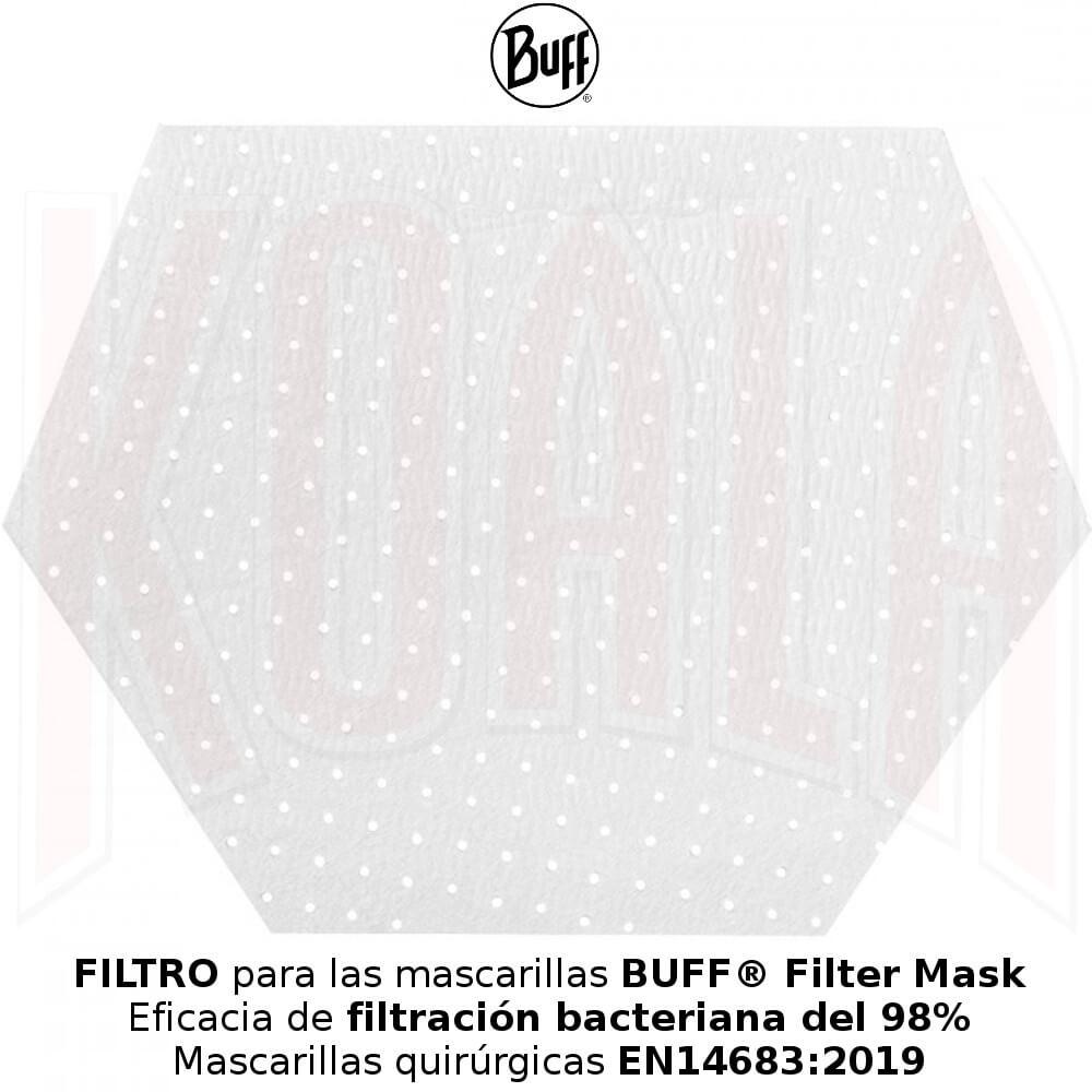Mascarilla con filtro deportiva FILTER MASK de BUFF®