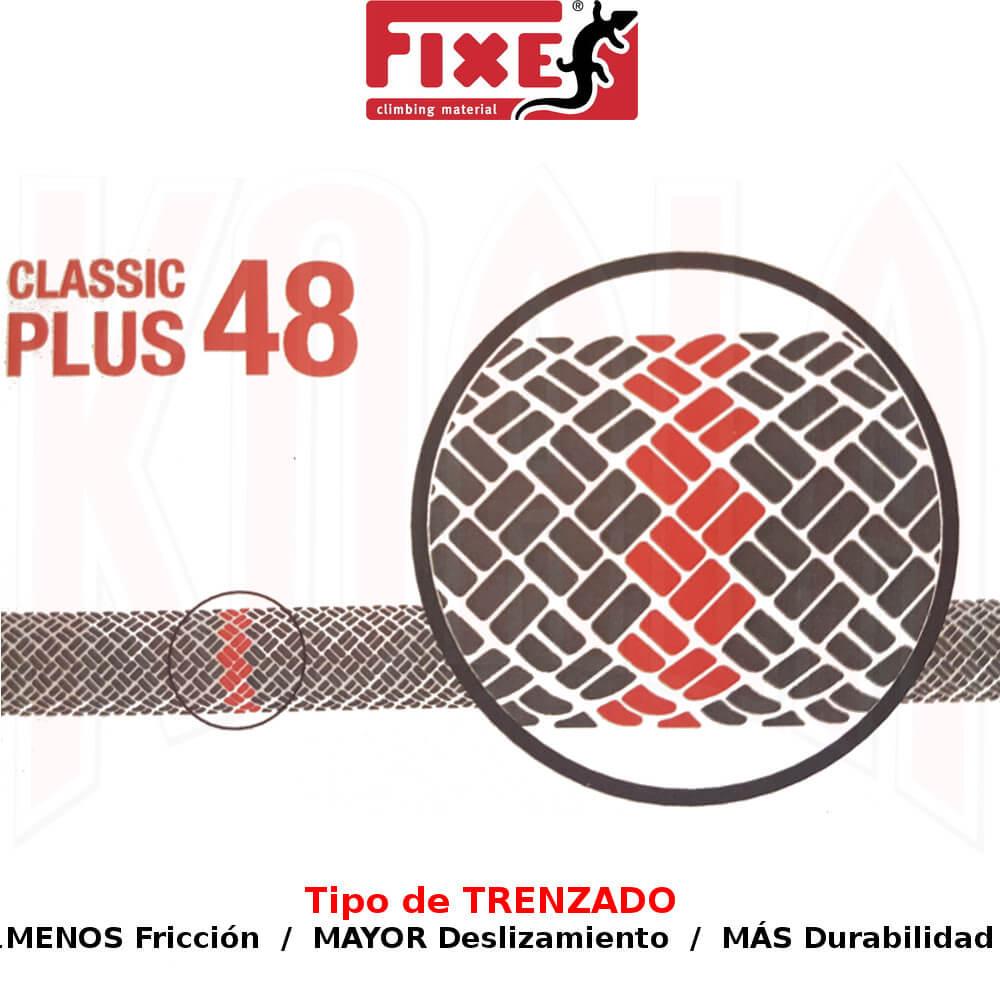 Cuerdas/FIXE_CLI8MBING_Icono_Cuerdas_classic-plus-48_DeportesKoala_Madrid_Tienda_montaña-alpinismo-espeleo-trabajo