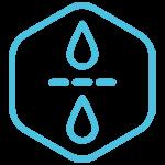Botella de agua flexible FLUX Hydrapak 1 litro