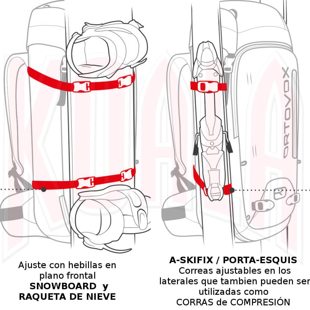 ORTOVOX/Mochila/ORTOVOX-Mochilas-backpacks-ALPINE-SERIES-A-SKIFIX_SNOWBOARD_Deportes-Koala-Madrid-Montaña-Trekking-Alpinismo
