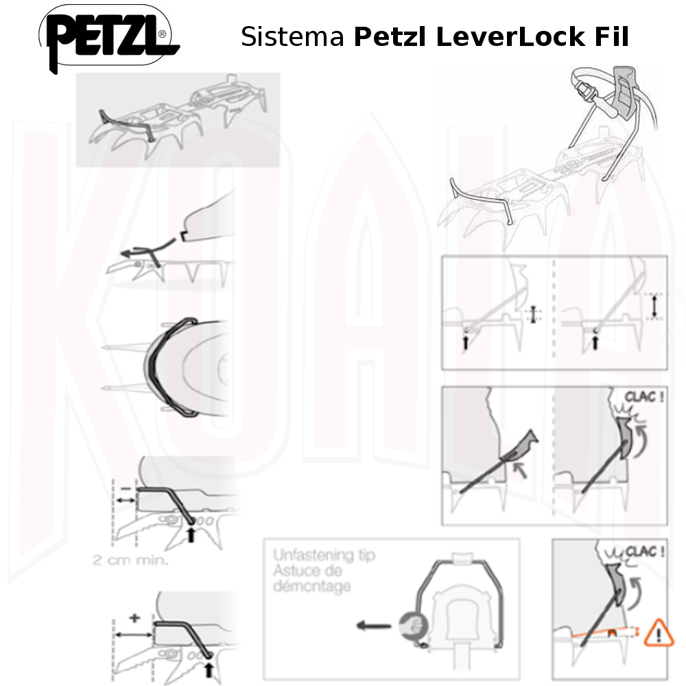 PETZL/Crampones/PETZL_crampon_Sistema_LeverLock-FIL-03_Deportes_Koala_Madrid_montana_trekking_alpinismo