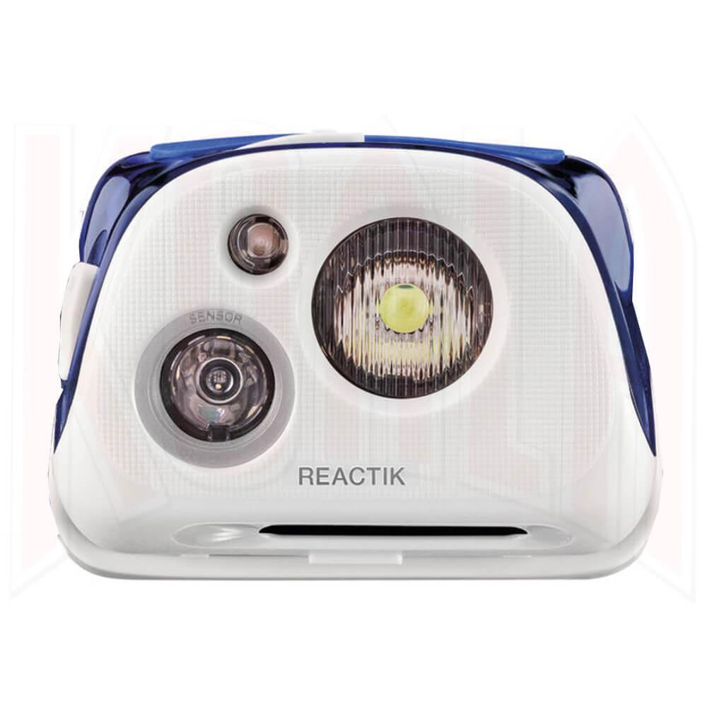 Linterna frontal Petzl REACTIK ®