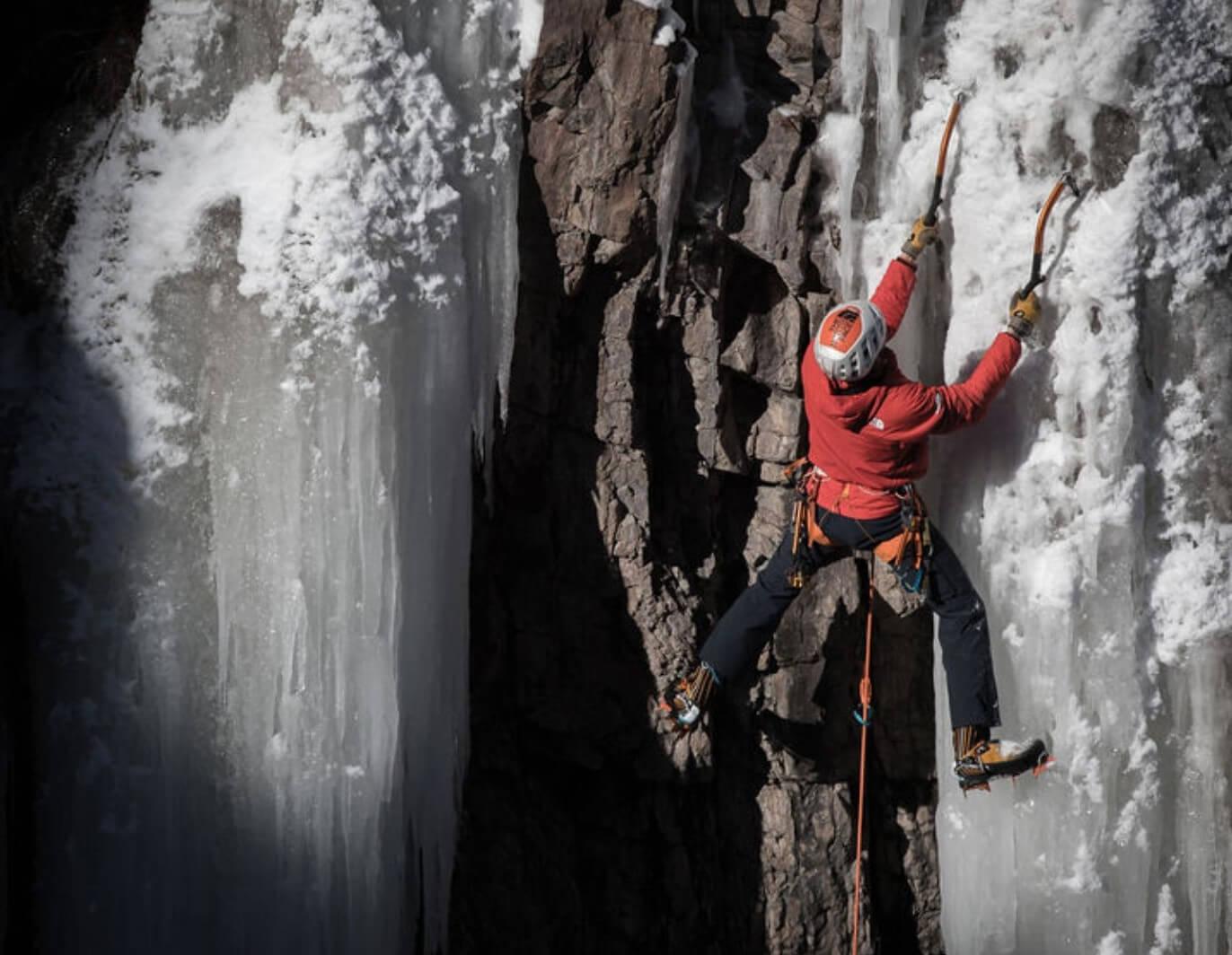 Bota alpinismo y alta montaña PHANTOM TECH Scarpa