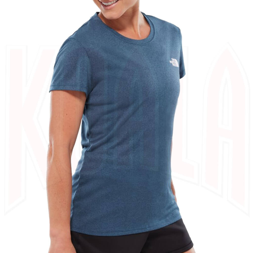 Camiseta The North Face REAXION Mujer_Deportes_Koala_The-Nort-Face_en_Madrid